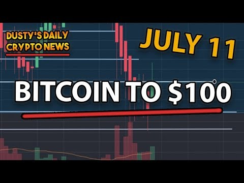 DDCN – Bitcoin To $100, Billionaire Google Founder Mining ETH & Much More!
