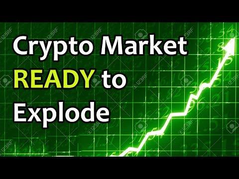 Crypto Market Ready to Explode