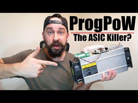 ProgPoW The ASIC Killer?