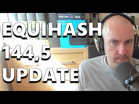 144,5 Mining Update – BTG Fork, EWBF Update, LOL Miner Problems