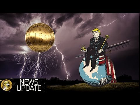 Trump Crypto Edict, Ronaldinho ICO & Iran Needs BTC – Bitcoin & Cryptocurrency News