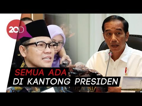 Cak Imin: Tak Ada yang Tahu Siapa Cawapres Jokowi, Tunggu Saja