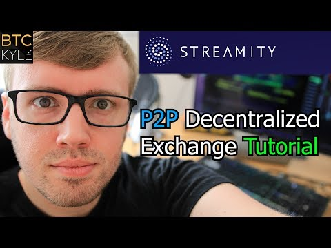 StreamDesk | P2P Cryptocurrency Exchange Review