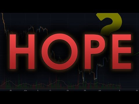 IS HOPE FOR BTC LOST? – Cryptocurrency/BTC Trading Analysis