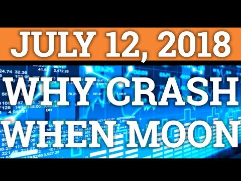 WHY IS CRYPTOCURRENCY CRASHING? WHEN WILL THIS END? BITCOIN BTC + RIPPLE XRP PRICE + NEWS 2018