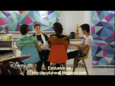 SOY LUNA 3-CAPÍTULO 34 – Nico habla de su beso con Ada y Matteo no quiere ensayar con los chicos