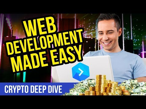 Web Development Made Easy! – CryptoCurrency Based Web Dev – Buddy Works ICO Crypto Review