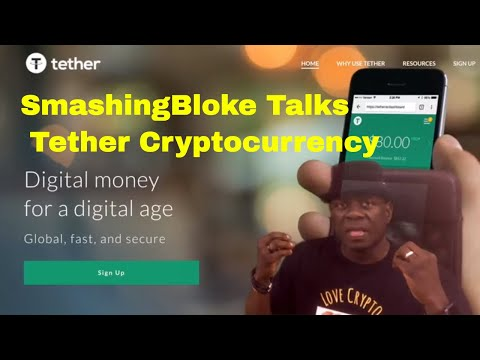 SmashingBloke Talks Tether Cryptocurrency
