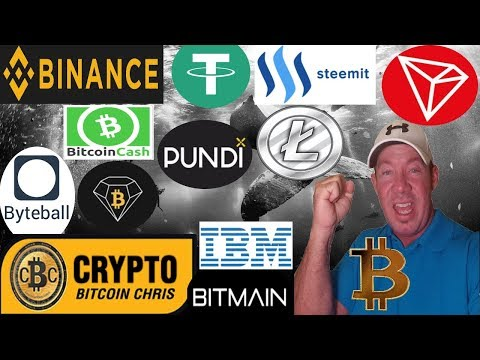 Binance Bank coming! – Phone use detected by street signs! – Big BTC bounce coming?
