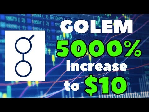 Golem Price Prediction and Analysis($10 in 2018?)