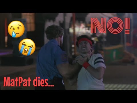 Escape The Night Season 3 Theory ~ MatPat gets revived! (Episode 5 Death Summary)