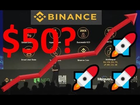 BINANCE COIN TO MOON IN JULY? BNB COIN BURN, PROFITS, CEO, MALTA, SAFU – Price Prediction 2018?