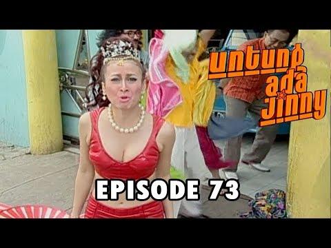 Untung Ada Jinny Episode 73 Mandi Bisnis