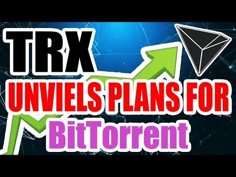 Tron (TRX) Secret Announcement is BitTorrent