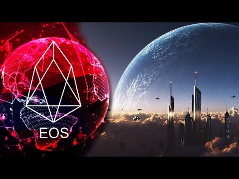 Will EOS Change the World? I Think Yes! Here's Why!