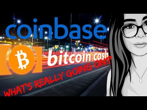Is Coinbase REALLY Innocent With The Bitcoin Cash Drama? When ETC, ADA, XLM, 0x, ZEC&BAT on Coinbase