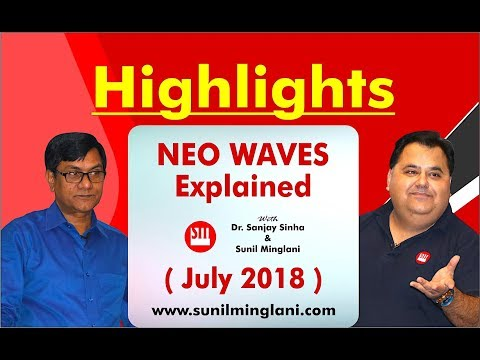 Highlights : NEO Waves Explained -Delhi July 2018 | www.sunilminglani.com
