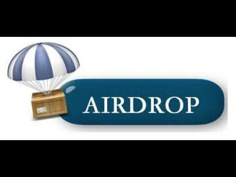 EOS Airdrops and Exchanges