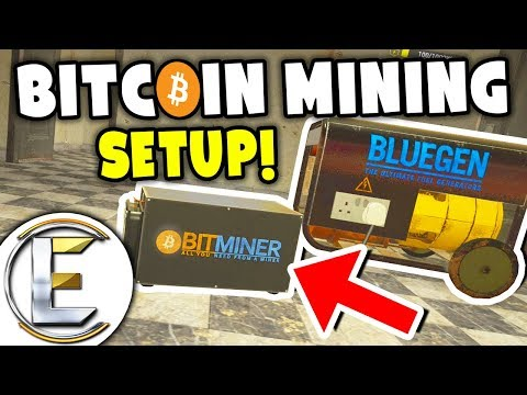 Bitcoin Mining Setup! – Gmod DarkRP Life (Start Of Small And Work Your Way Up Or STEAL 300,000!)