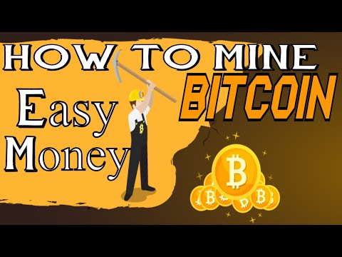 Easiest way to mine for Bitcoin from your PC (Desktop or Laptop) 2018