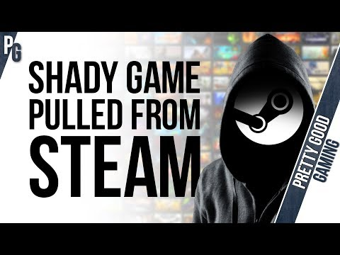 Game PULLED From Steam Over Cryptocurrency Mining Accusations
