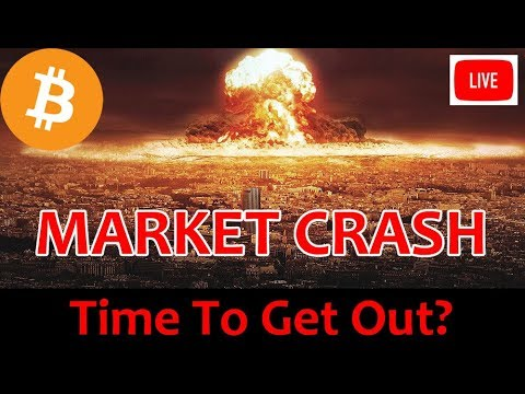 MARKET CRASH – Daily Bitcoin and Cryptocurrency News 7/31/2018