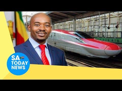 Charismatic MDC Alliance leader Nelson Chamisa dodges ZEC boss Priscilla Chigumba's bullet