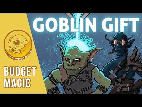 Budget Magic: $49 (19 tix) Goblin Gift (Standard)