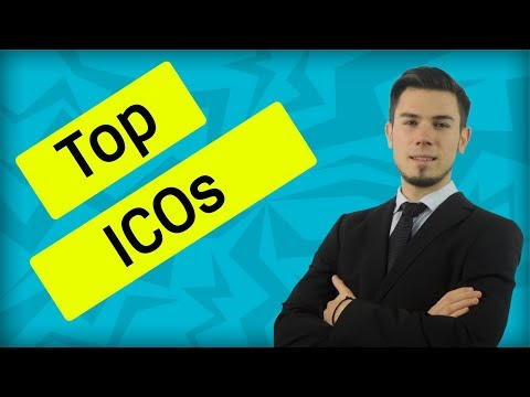 Possible Top CRYPTOCURRENCY ICOs For August 2018