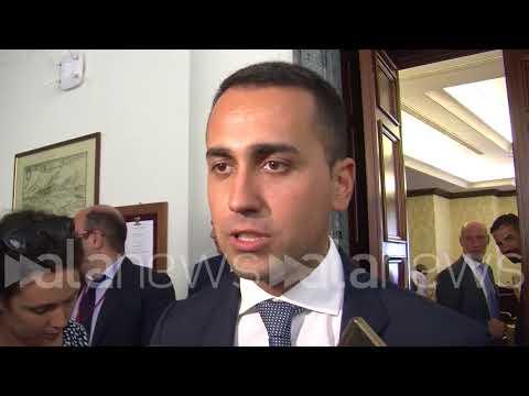 """Fincantieri, Di Maio: """"Integrazione con Stx in ottica medio-lunga"""""""