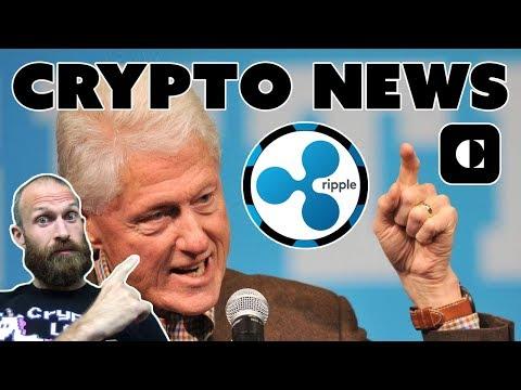 $XRP Clinton & Coinsquare   $NEO + CertiK   HitBTC Offline   $ELA $NEBL $VET $STRAT