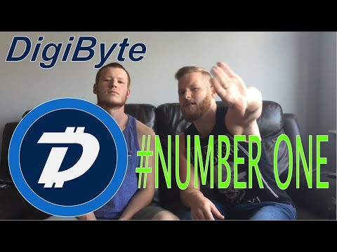 Digibyte! Our Number 1 Pick! IOS APP & Cyber Security
