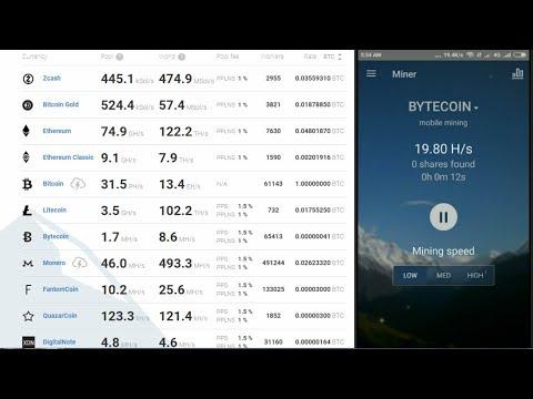 Cara Legit Mining Bitcoin Menggunakan Smartphone (Simple Steps)