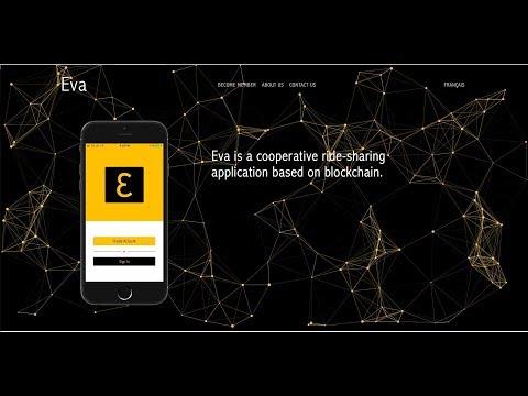 Eva Uber on EOS Blockchain | Bitcoin Flash Dump Then Moon | Moonlight Token Sale