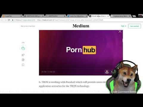 TRON (TRX) Live Stream Summary & Arbitraging Profits!