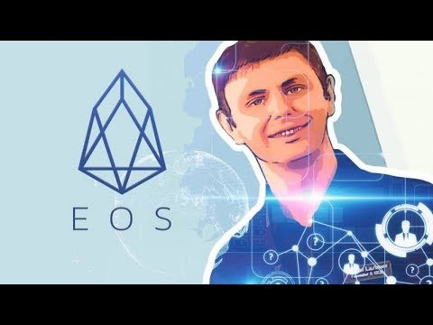 Dan Larimer EOS Blockchain with Smart Conracts Faster and Better Than Ethereum