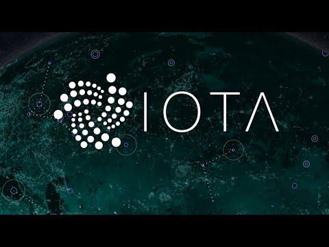 IOTA News! New Developments To Increase Price Of IOTA(MIOTA)