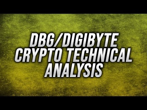 DBG/Digibyte Crypto Analysis 2018 | Digibyte Technical Analysis 2018 | Crypto Trading With Will