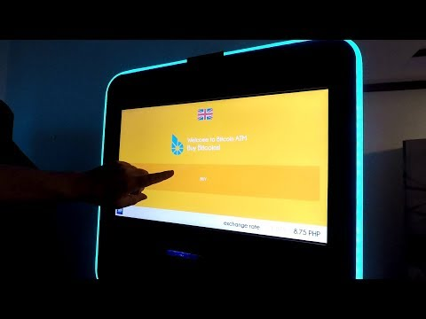 Bitshares ATM Unveiled in the Philippines