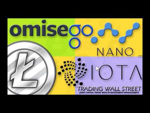 #LITECOIN #IOTA #OMISEGO #NANO #CRYPTOTRADING JEUDI 2 AOÛT 2018 #DIGITALCURRENCIES