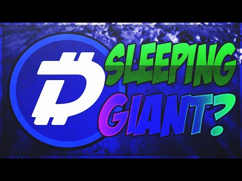 (DGB) This Is Why DIGIBYTE Is The Sleeping Giant Cryptocurrency For 2018!
