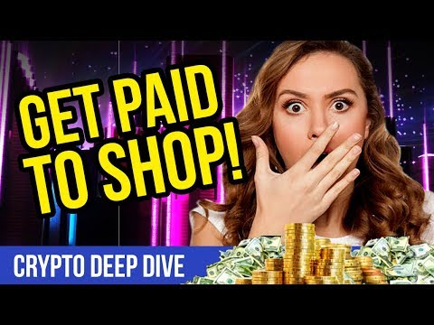Get Paid to Shop! – CryptoCurrency Rewards – FluzFluz Crypto Review