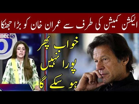 Worried Situation For Imran khan | Neo News