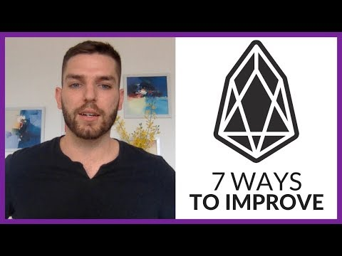 7 Ways To Improve EOS (EOSIO)