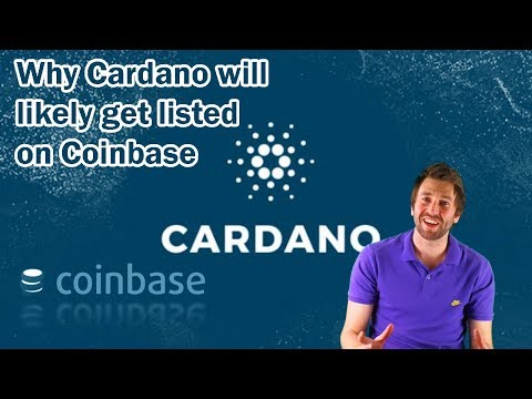 Why Cardano (ADA) Has a Good Chance of Being Listed on Coinbase
