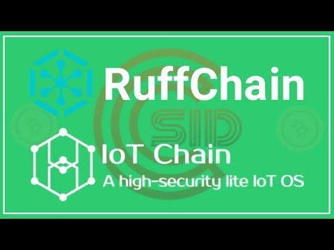 Internet of Things – Ruff Chain & IoT Chain