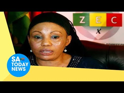 LATEST ZEC Chairperson Justice Priscilla Chigumba MOCKED