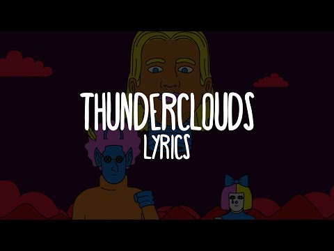 "Sia, Diplo, Labrinth ""Thunderclouds"" (Snippet) ~ Lyrics // Lyric Video"