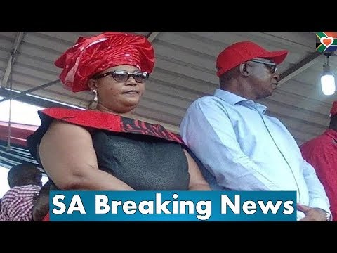 Despite from Chamisa's faction, Khupe endorses ZEC elections