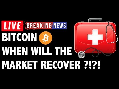 When Will Bitcoin (BTC) Recover From The Crash?! – Crypto Trading & Cryptocurrency Price News